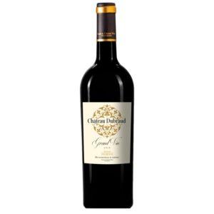 Grand Vin de Château Dubraud rouge 2016