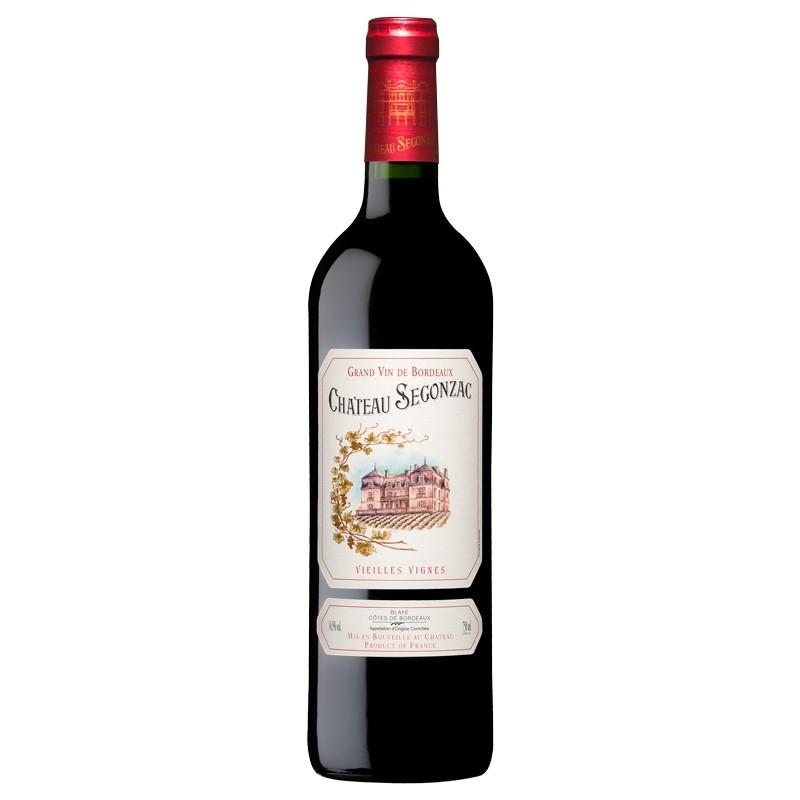 Château Ségonzac rouge 2018