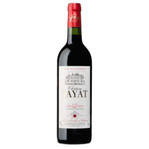 Château Tayat rouge 2015