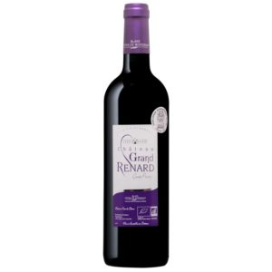 Château Grand Renard rouge 2018