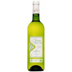 Château Terre Taillyse blanc 2018