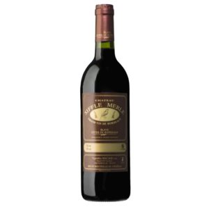Château Siffle Merle rouge 2017